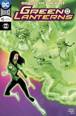 Green Lanterns Vol. 1 (2016-2018) (Comic-book) #45