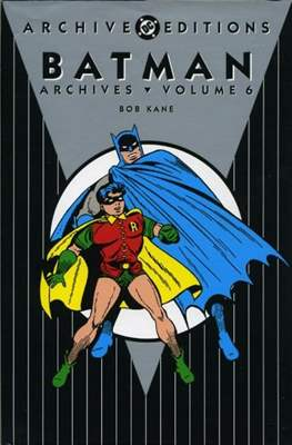 DC Archive Editions. Batman (Hardcover) #6