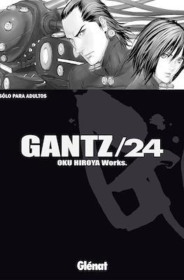 Gantz (Rústica con sobercubierta) #24