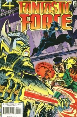 Fantastic Force Vol. 1 (1994-1996) (Saddle-stitched) #11