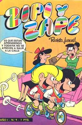 Zipi y Zape / ZipiZape #9