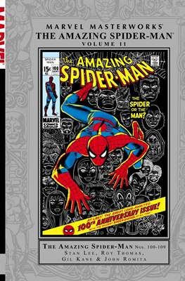 Marvel Masterworks: The Amazing Spider-Man (Hardcover) #11