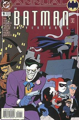 The Batman Adventures Annual Vol. 1 (Grapa) #1