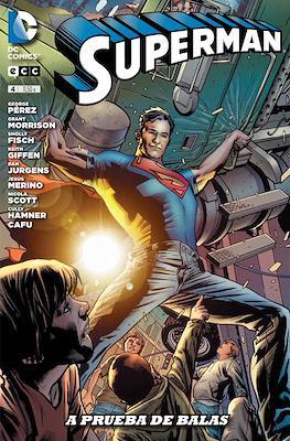Superman. Nuevo Universo DC (Rústica) #4
