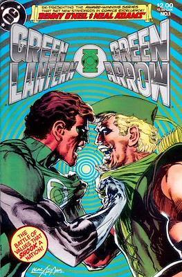 Green Lantern / Green Arrow (Comic Book.) #1