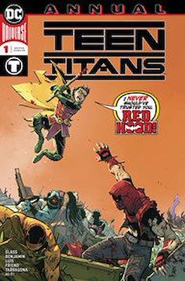 Teen Titans Vol. 6 Annual #3