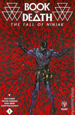 Book Of Death: The Fall of Ninjak