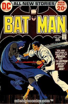 Batman Vol. 1 (1940-2011) (Comic Book) #243