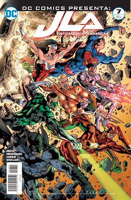 Justice League of America (Grapa) #7