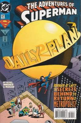 Superman Vol. 1 / Adventures of Superman Vol. 1 (1939-2011) (Comic Book) #522