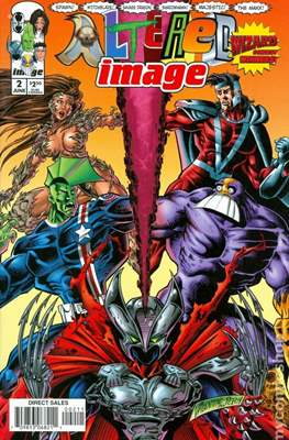 Altered Image (1998) (Comic Book) #2