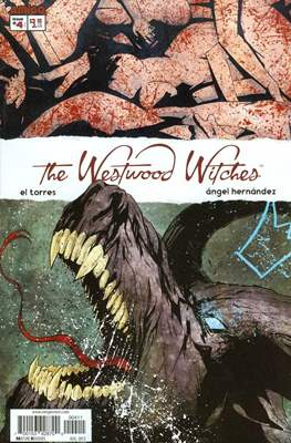 The Westwood Witches (Comic Book) #4