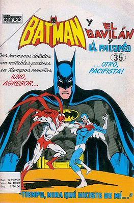 Batman (Grapa) #35