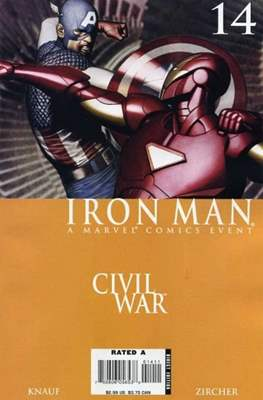Iron Man Vol. 4 (2005-2009) (Comic Book) #14