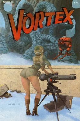Vortex (Comic Book) #6