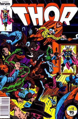 Thor, el Poderoso (1983-1987) #12