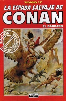 La Espada Salvaje de Conan el Bárbaro. Edición coleccionistas (Rojo) (Cartoné 192 pp) #17