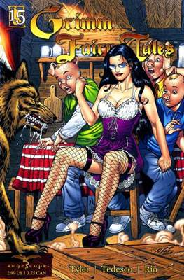 Grimm Fairy Tales (Comic Book) #15