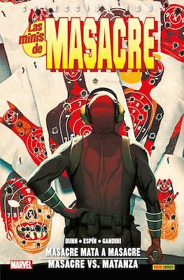 Las Minis de Masacre. 100% Marvel (Rústica con solapas) #3