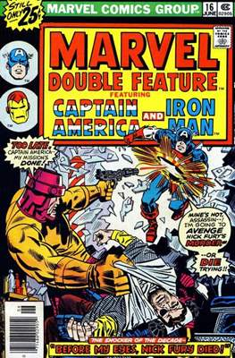 Marvel Double Feature Vol 1 (Grapa, 32 págs. (1973-1977)) #16