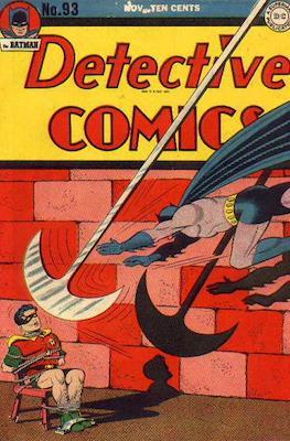 Detective Comics Vol. 1 (1937-2011; 2016-) (Comic Book) #93