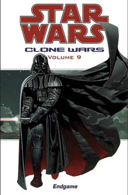 Star Wars Clone Wars (Softcover) #9