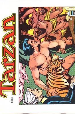 Tarzán (Rústica. 52 pp) #3