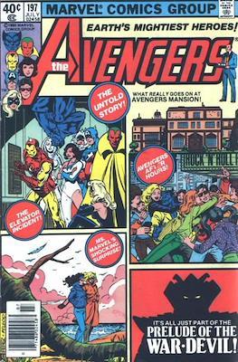 The Avengers Vol. 1 (1963-1996) (Comic Book) #197
