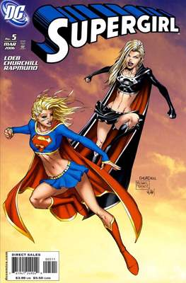 Supergirl Vol. 5 (2005-2011) (Comic Book) #5