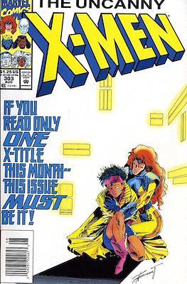 The Uncanny X-Men (1963-2011) (Comic-Book) #303