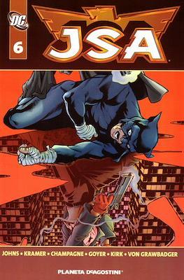 JSA (2005-2007) #6