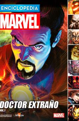 Enciclopedia Marvel (Cartoné) #14