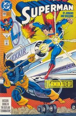 Superman Vol. 2 (1987-2006) (Comic Book) #68