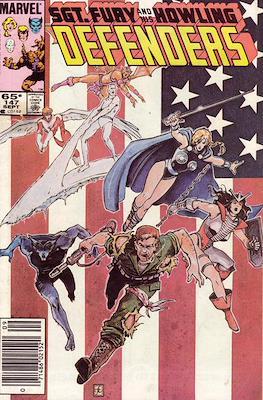 The Defenders vol.1 (1972-1986) (Comic Book 32 pp) #147