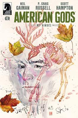 American Gods: My Ainsel (Variant Covers) (Comic Book) #2