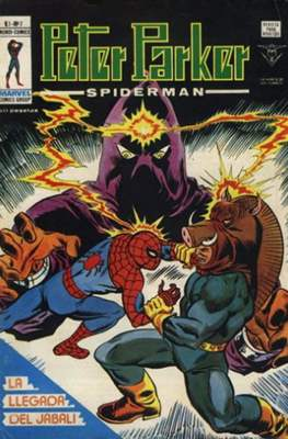 Peter Parker Spiderman Vol. 1 (1978-1980) (Grapa 36 pp) #7