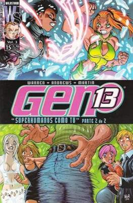 Gen 13 Vol. 3 (Grapa, 24 páginas (2001-2002)) #15