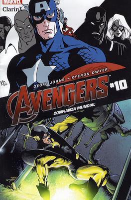 Colección Avengers (Rústica) #10