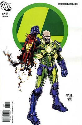 Action Comics Vol. 1 (1938-2011; 2016-) (Comic Book) #897
