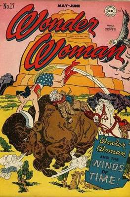 Wonder Woman Vol. 1 (1942-1986; 2020-) #17