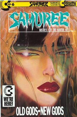 Samuree Vol.1 (Comic Book 32 pp) #6
