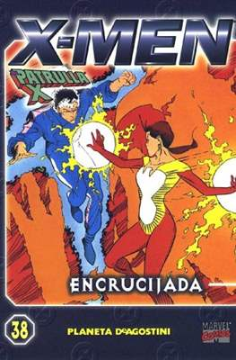 Coleccionable X-Men / La Patrulla-X (Rústica, 80 pp) #38