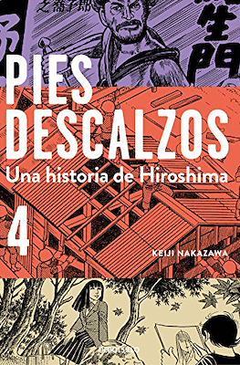 Pies descalzos: Una historia de Hiroshima #4