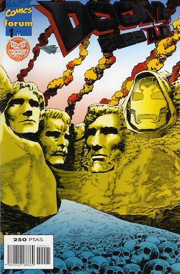 Doom 2099 (1996). AD (Grapa. 17x26. 24 páginas. Color.) #1