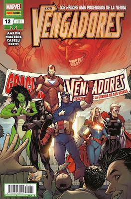 Los Vengadores Vol. 4 (2011-) (Grapa) #111/12