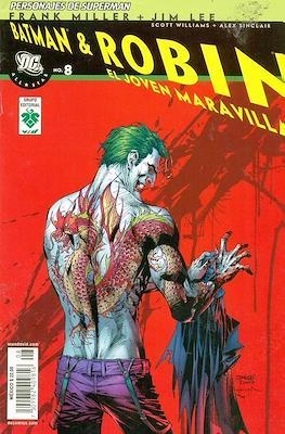 Batman & Robin, el joven maravilla (Grapa) #8