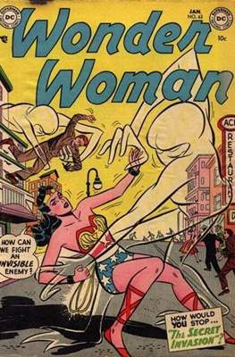 Wonder Woman Vol.1 (1942-1986; 2020-) (Comic Book) #63