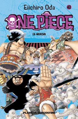 One Piece (Rústica con sobrecubierta) #40