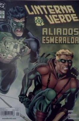 Linterna Verde / Flecha Verde: Aliados Esmeralda (Grapa) #1