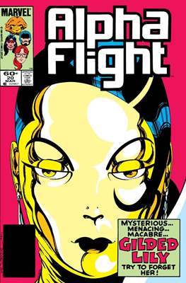 Alpha Flight (Vol. 1 1983-1994) #20